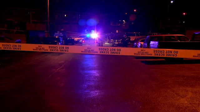 Fatal Edgehill Avenue shooting