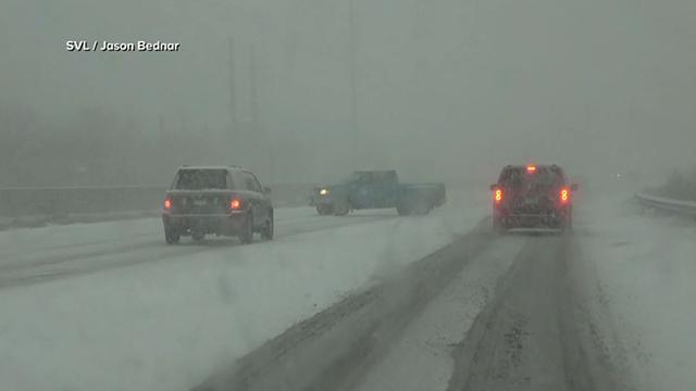Dec. 2 winter storm