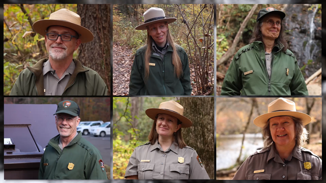 Great Smoky Mountains Park Rangers