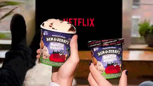 Ben and Jerry Netflix