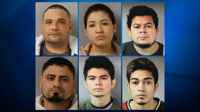 Drug Trafficking Arrests - 02/21/2020
