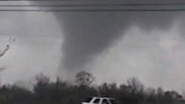 Station Camp Tornado
