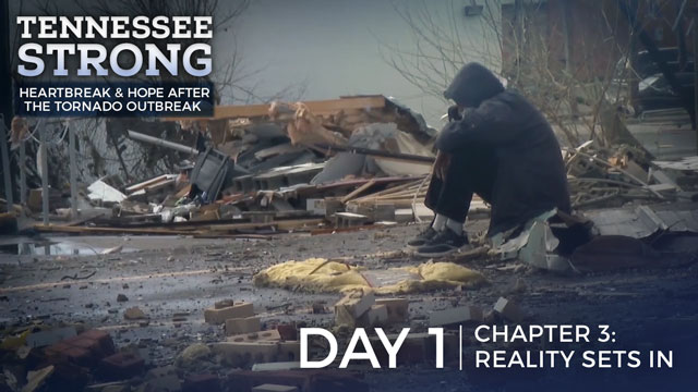 Tennessee Strong - Day 1, Chapter 3