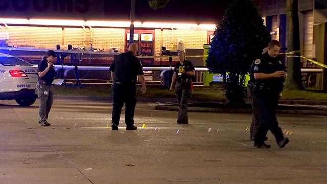 Madison Exxon fatal shooting
