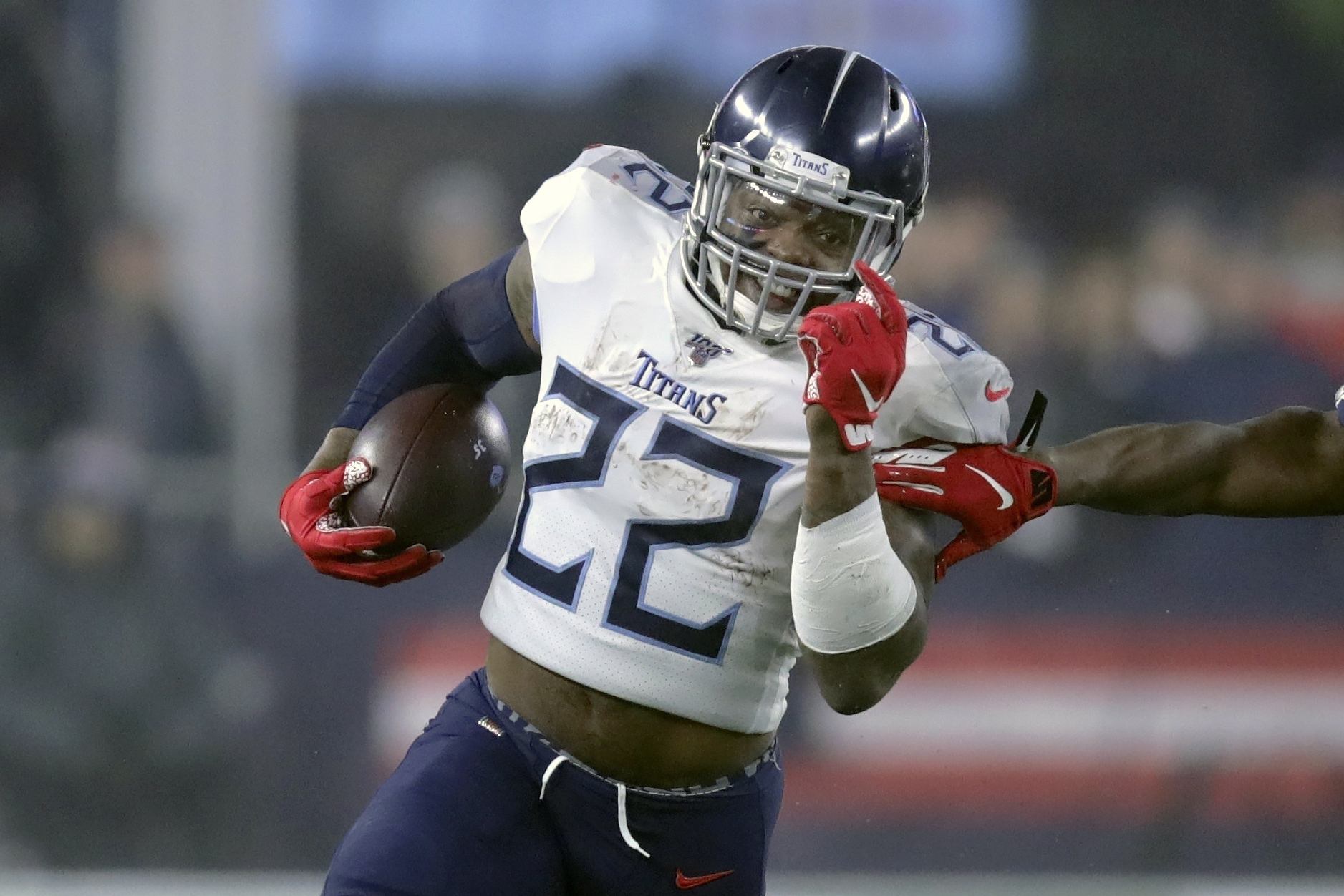 In july, on the second day of training camp,. Derrick Henry Headed For Another Top 10 In Nfl S Top 100 Wkrn News 2