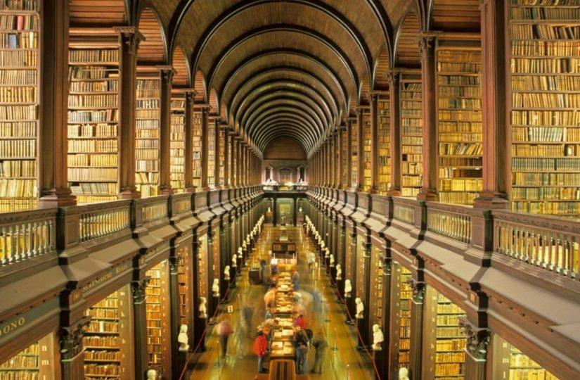 BibliothekTrinity_College_Dublin