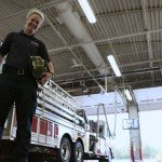 Firefighting Female