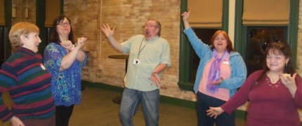 Healing Improv offers an alternative way of moving through grief.