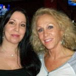 Chubby's Bar and Grill owners, Audrey Houseman (Left) and Vicki Terry, decided to open their doors on Sunday to host the special event.