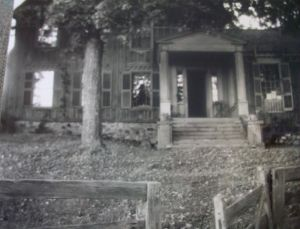The front porch in 1906.