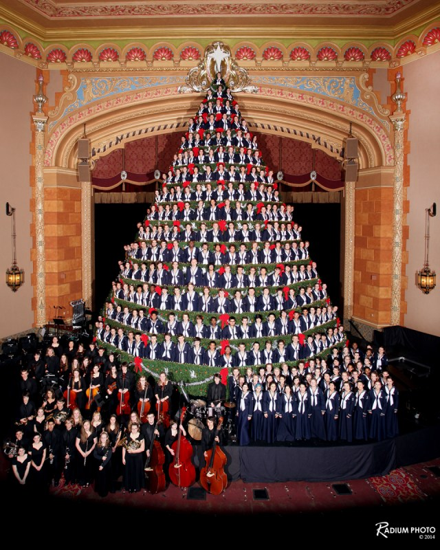 You Won't Believe Your Eyes (or Ears): The Singing Christmas Tree is Back  for its 31st Year | Wyoming / Kentwood Now - You Won't Believe Your Eyes (or Ears): The Singing Christmas Tree Is