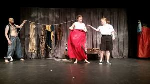 Pigeon Creek Shakespeare Company presents 'The Tempest' April 15 - 17 and 22- 23.