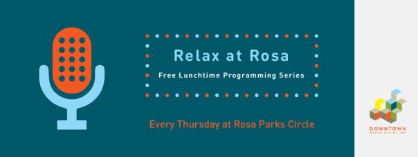 relax at rosa