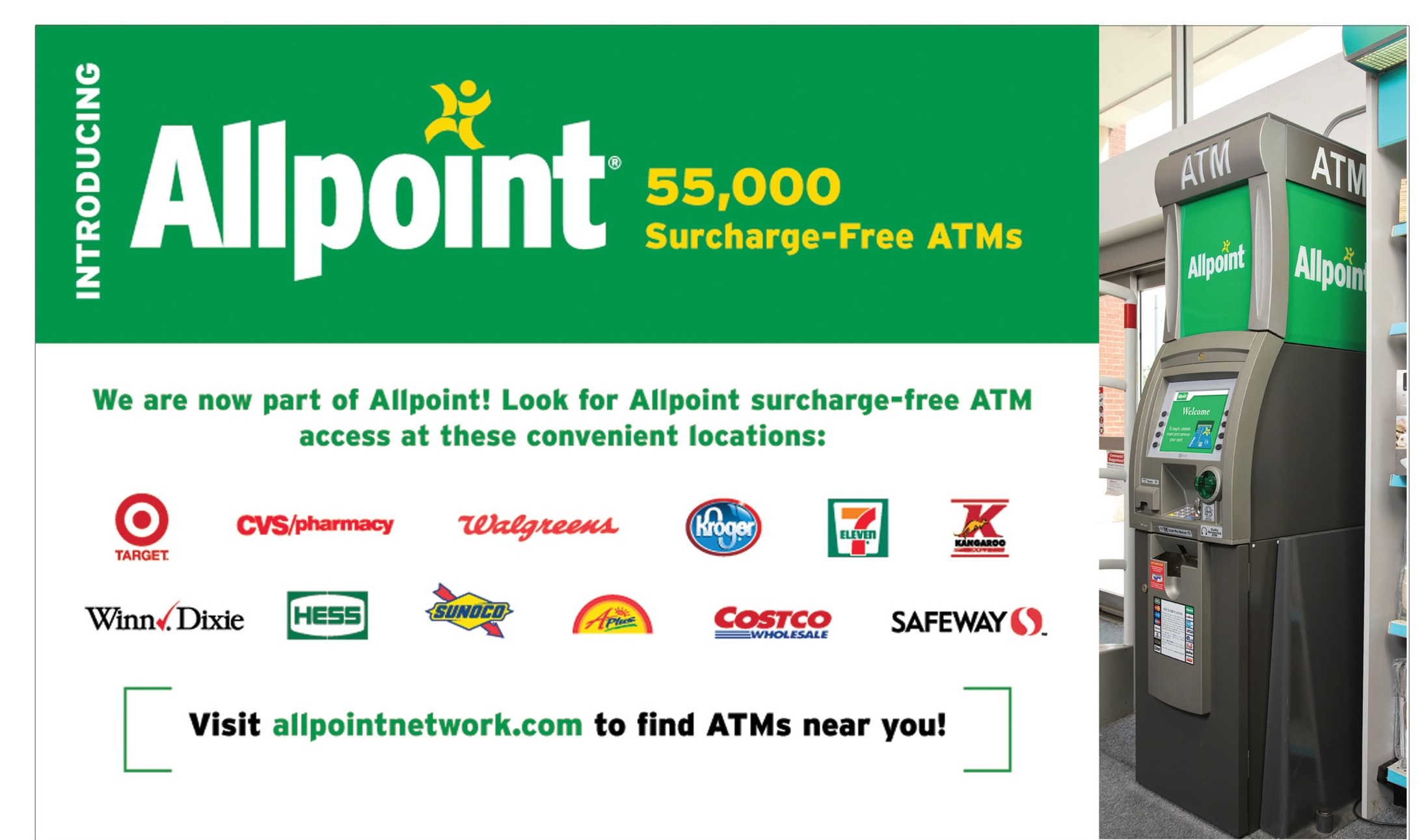 Allpoint ATMs  Western Kentucky University
