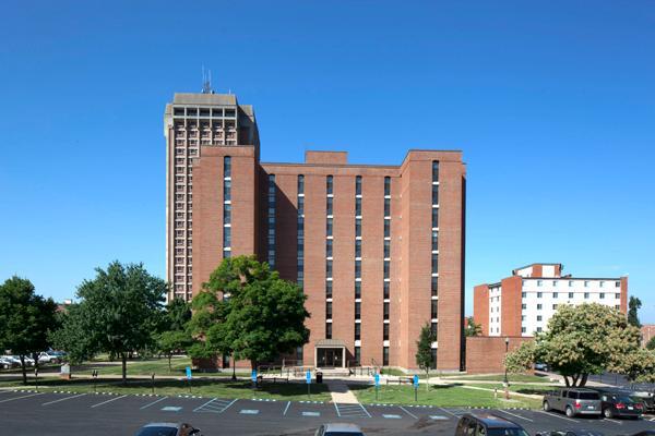 WKU  Hugh Poland Hall  Western Kentucky University