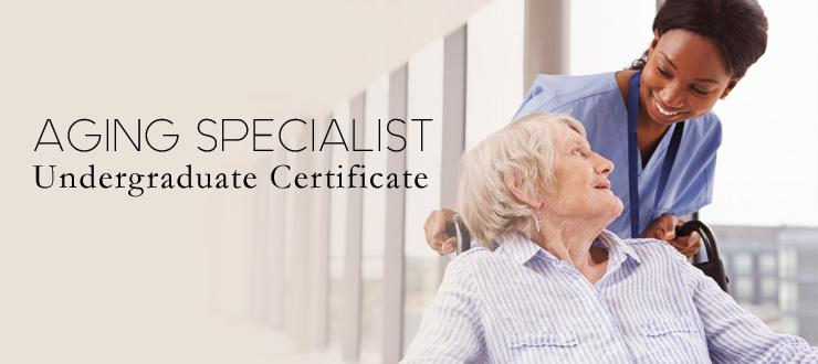 Aging Specialist Undergraduate Certificate   Western Kentucky University