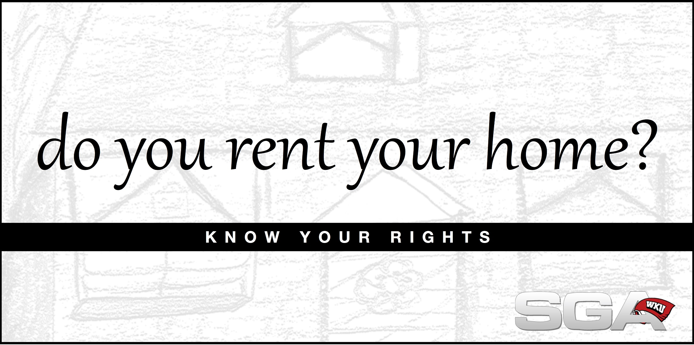 Protecting Student Renters