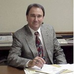 West Central School Superintendent Charles Mellon