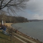 Lake Maxinkuckee beach in Culver.