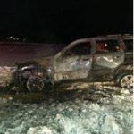Winamac Car Fire 1