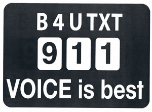 text-911