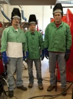 The Starke County Community Foundation also provides generous financial support to the SCILL Center Welding Program.
