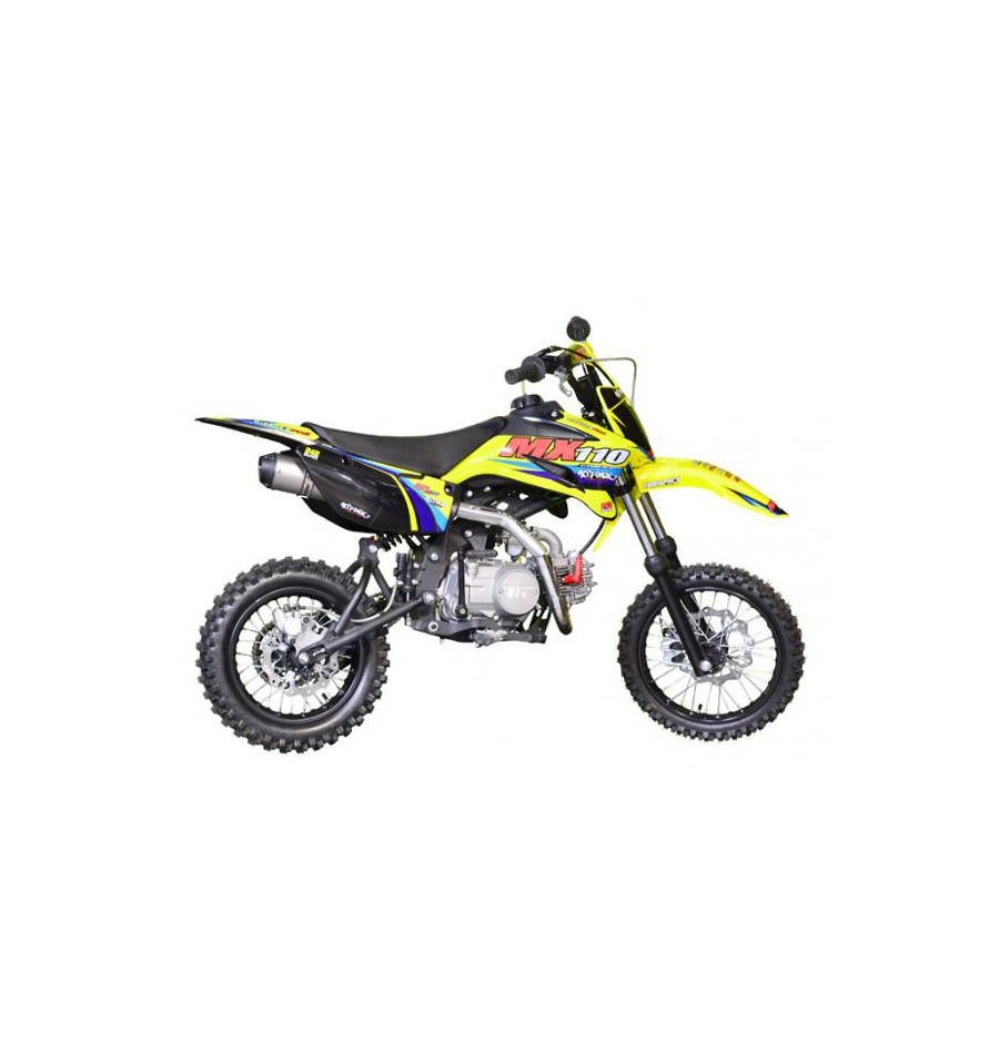 Mini Moto PITSTERPRO MX 110 Pit Bike PITSTERPRO 2016