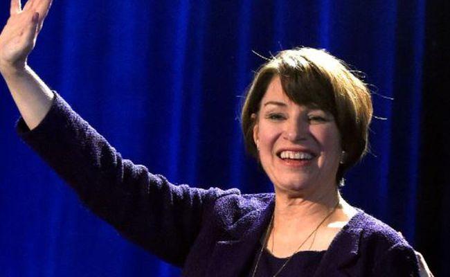 Minnesota Sen Amy Klobuchar The Latest To Join Crowded
