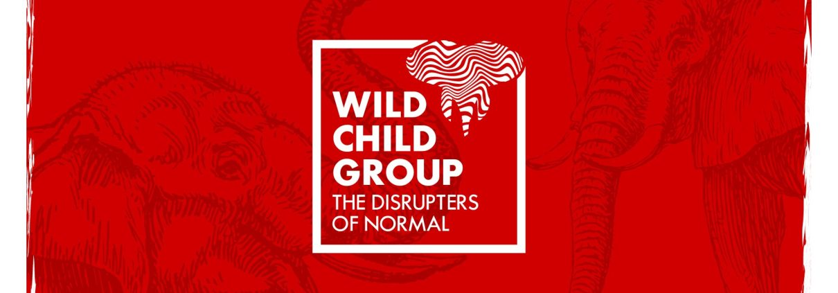 Wild Child Group logo on hero image
