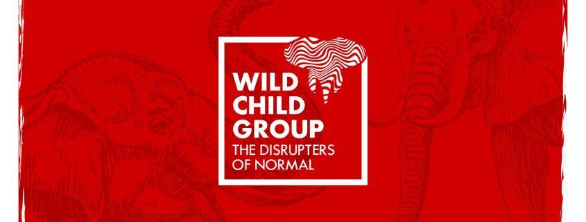 Wild Child Group logo on hero image