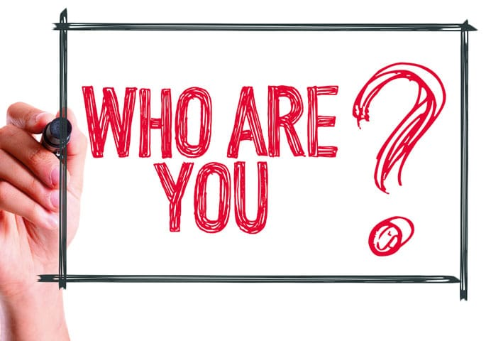 Brand Identity – Who are you?