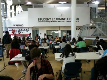 UC Berkeley's Student Learning Center, Photo Courtesy of Tuula Lehtonen