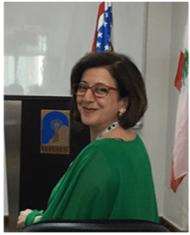Paula Abboud Habre, Director LAU WC Treasurer, MENAWCA