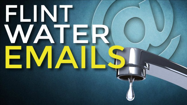 FLINT WATER EMAILS CRISIS_125808