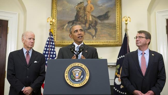 Barack Obama, Joe Biden, Ash Carter_134552