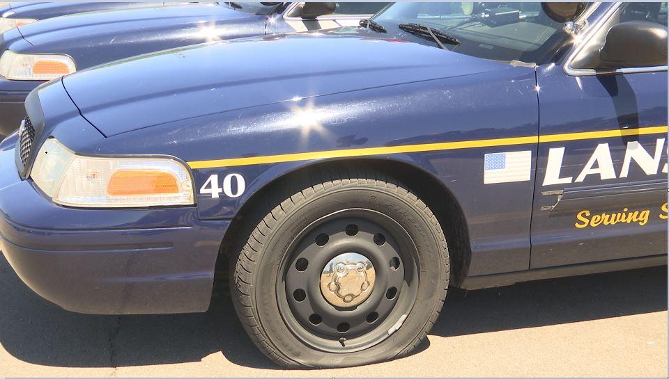 Lansing Police Vehicles_167038