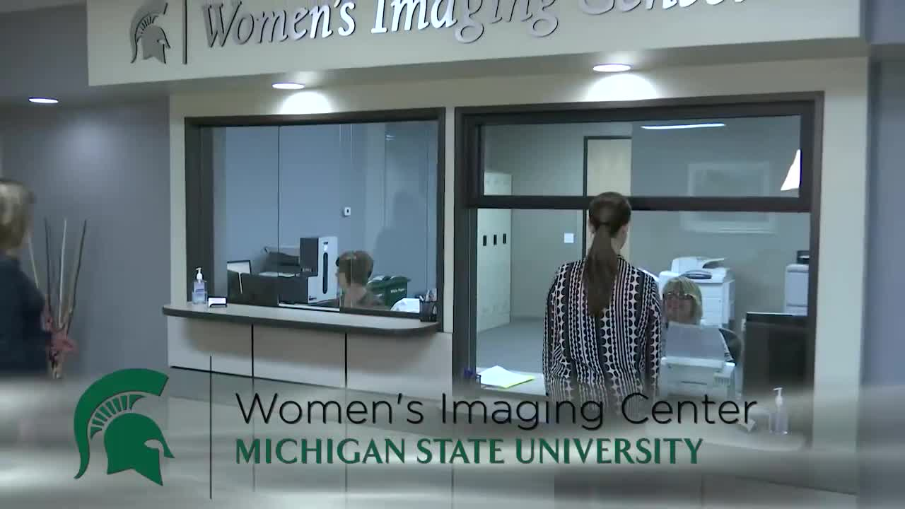 MSU Radiology- 3D Mammography