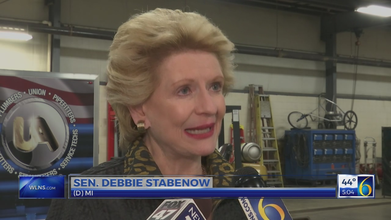 Stabenow on Shooting
