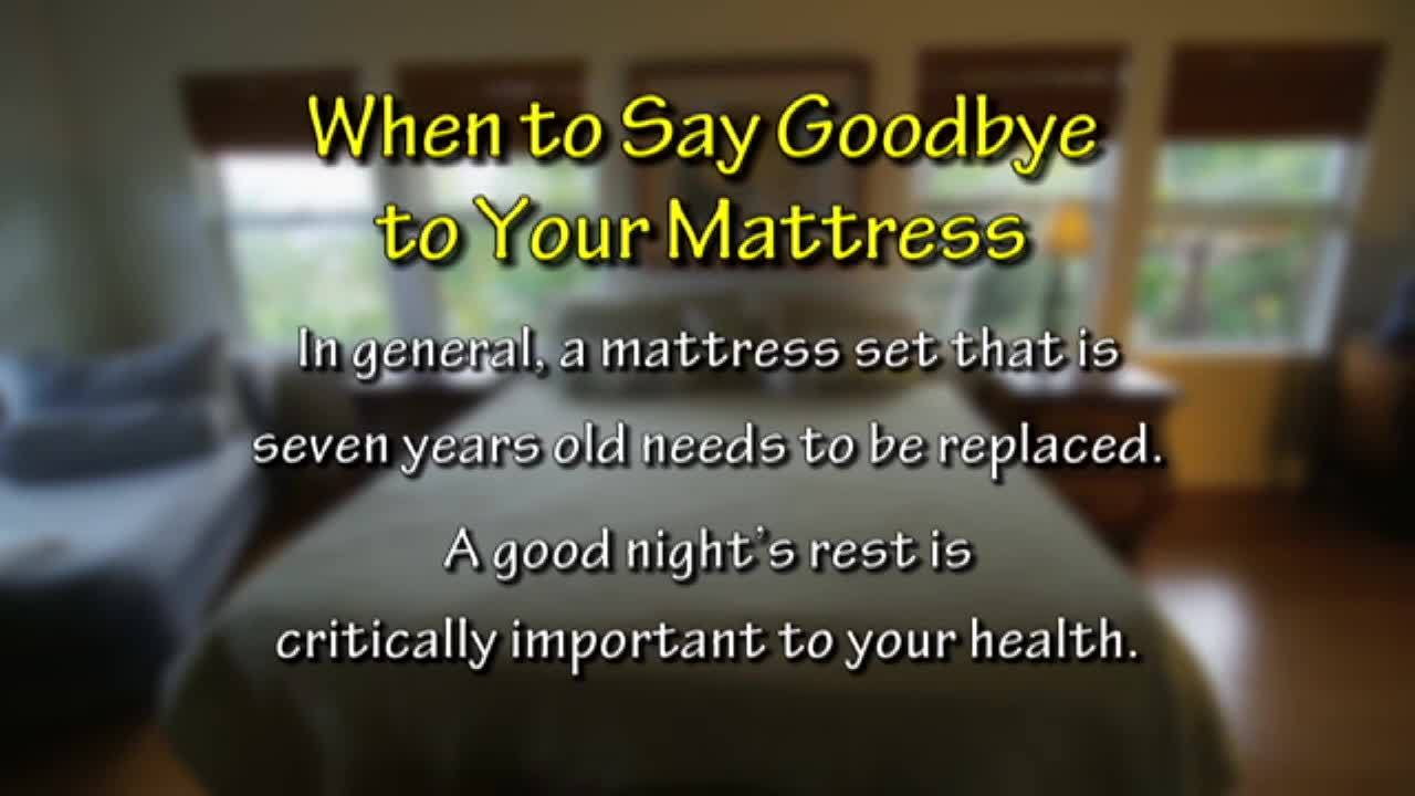 Mattress Source | 5 Signs to Know When You Need a New Mattress