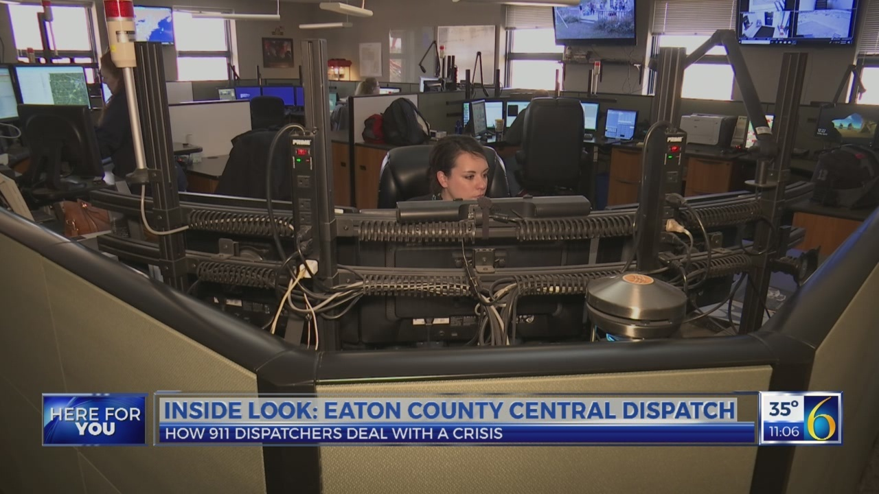 Eaton Co central dispatch