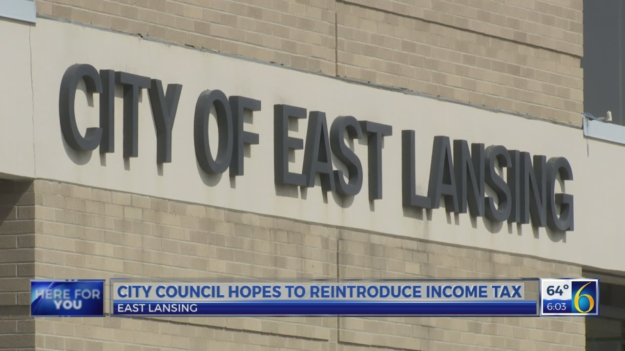 City Council hopes to reintroduce East Lansing income tax