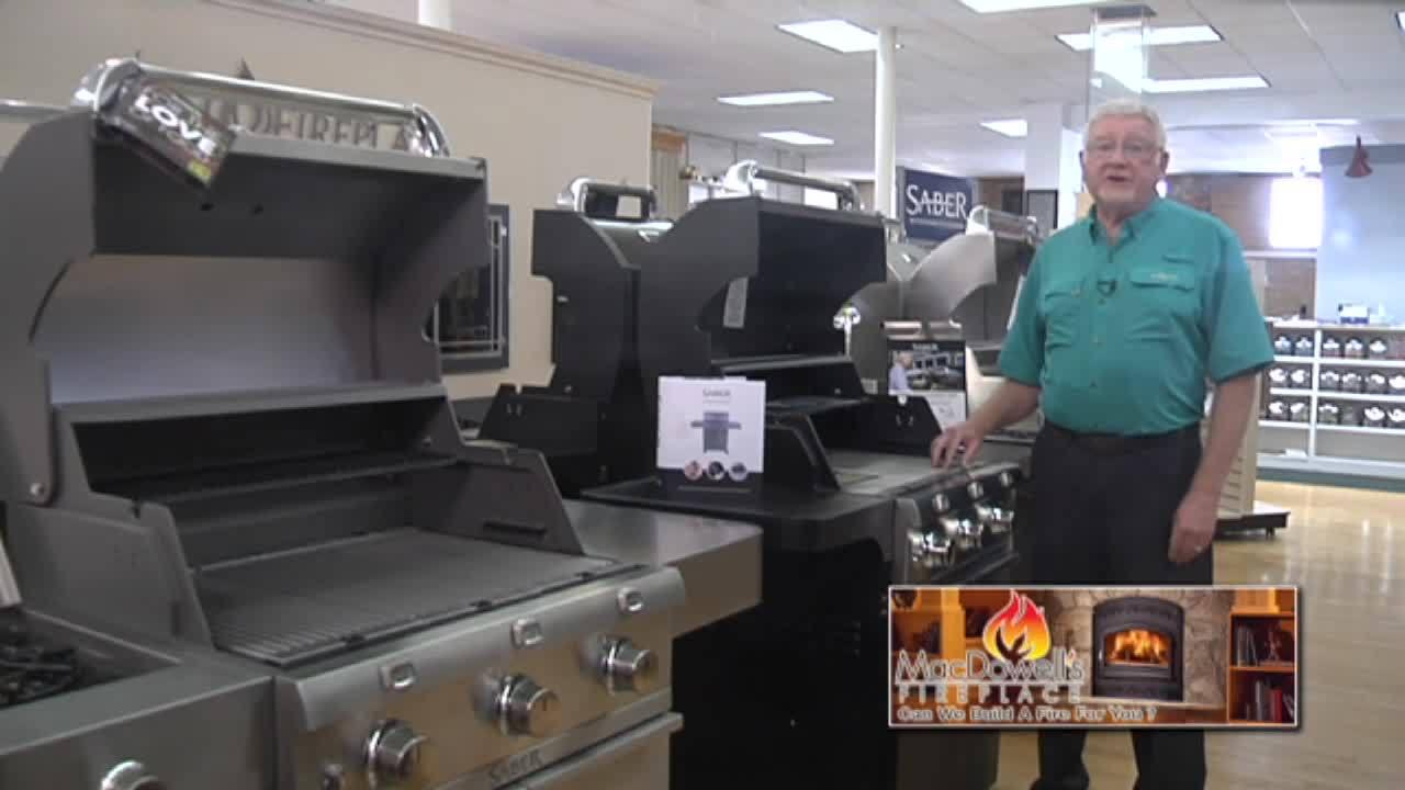 MacDowell's | Saber Grills