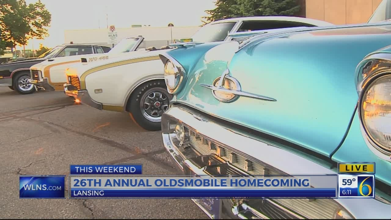 6 News This Morning: Oldsmobiles