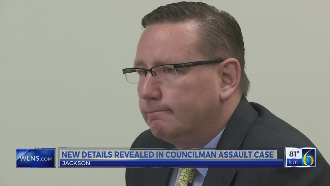 Councilman in court for hearing