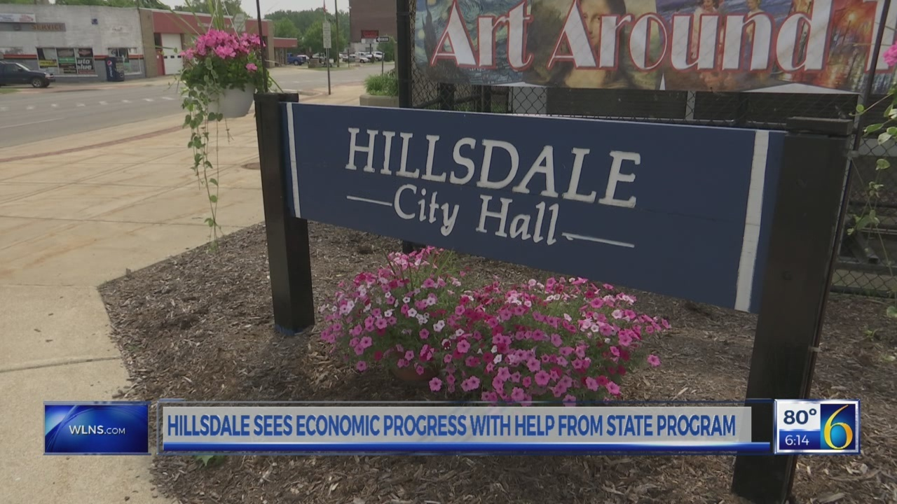 Hillsdale economic development
