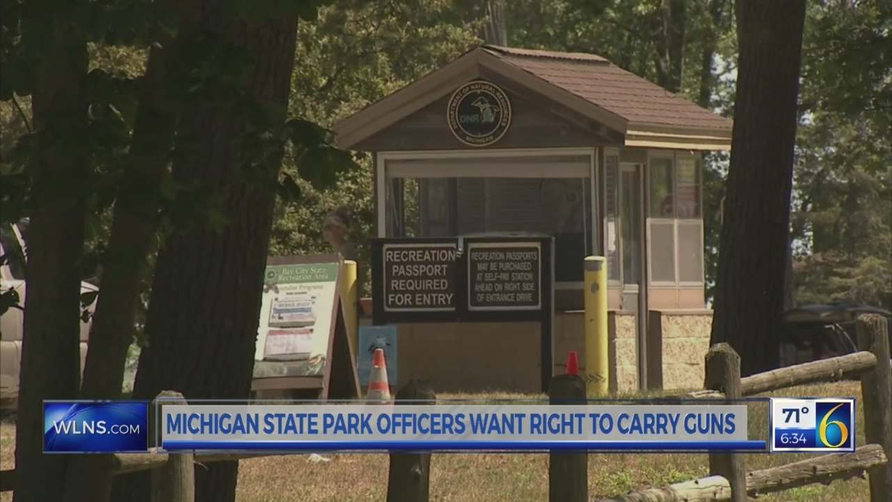 6 News This Morning: michigan park rangers