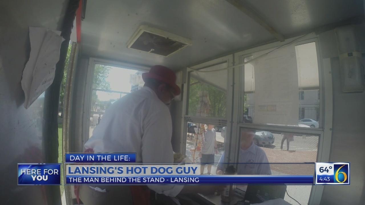 6 News at 4:30: hot dog cart