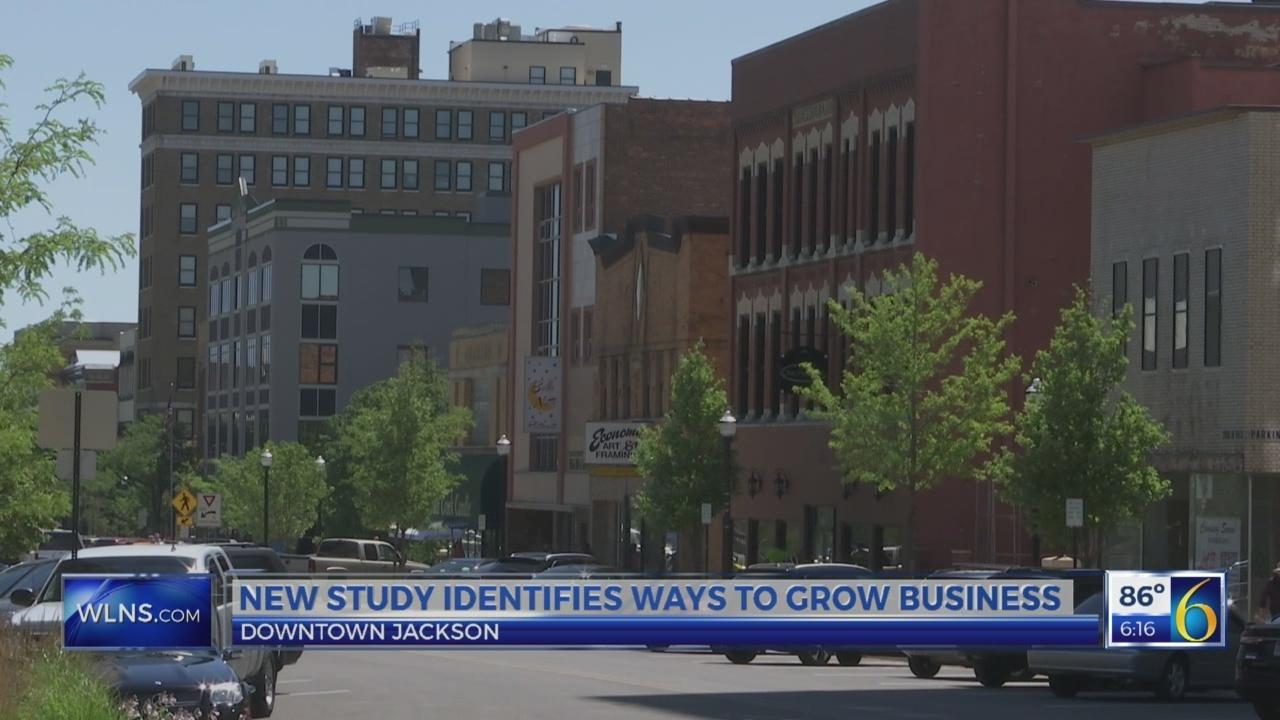 Downtown Jackson study