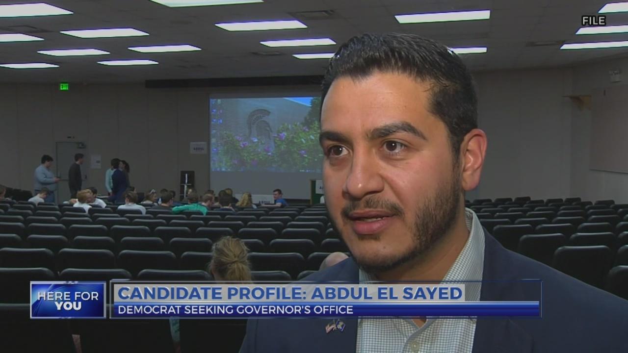 Dr. Adbul El-Sayed