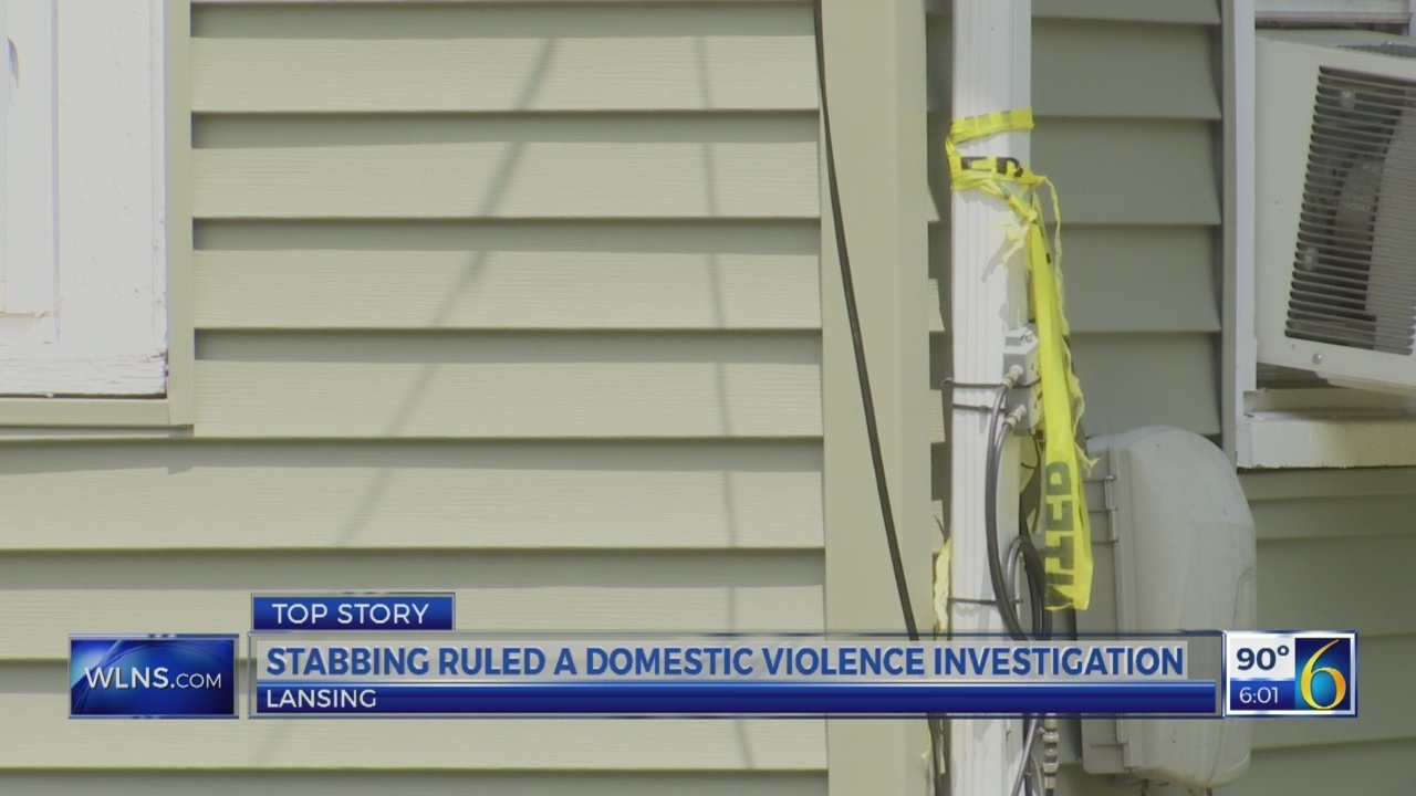 Lansing stabbing ruled as domestic violence homicide investigation